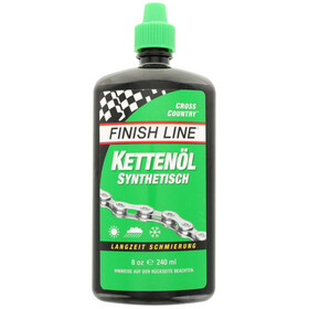 Finish Line CrossCountry Chain Oil With 240ml spray bottle